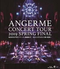 Hello Pro Premium ANGERME Concert Tour 2019 Haru Final Wada Ayaka Sotsugyo Special Rinne Tensei - Arutoki Umareta Ai no Teisho - / ANGERME