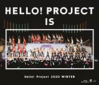 Hello! Project 2020 Winter HELLO! PROJECT IS [     ] - side A / side B - / Hello! Project